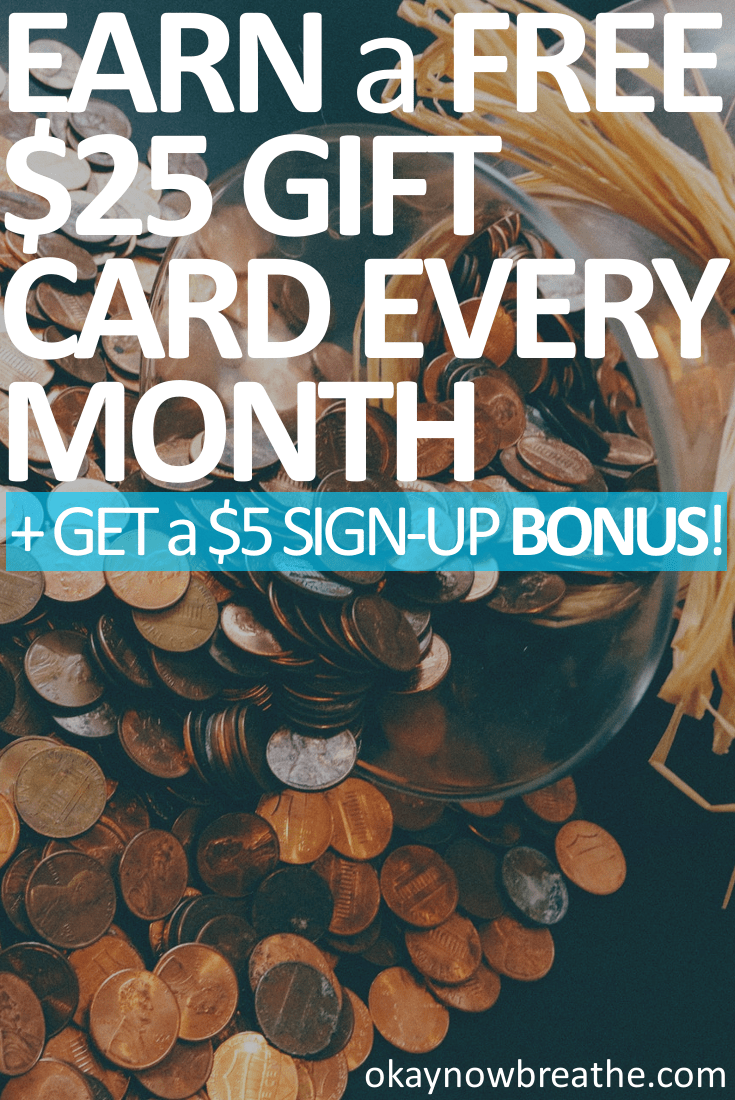 Earn $25 Dollars Every Month with Swagbucks + Get a $5 Sign-Up BONUS