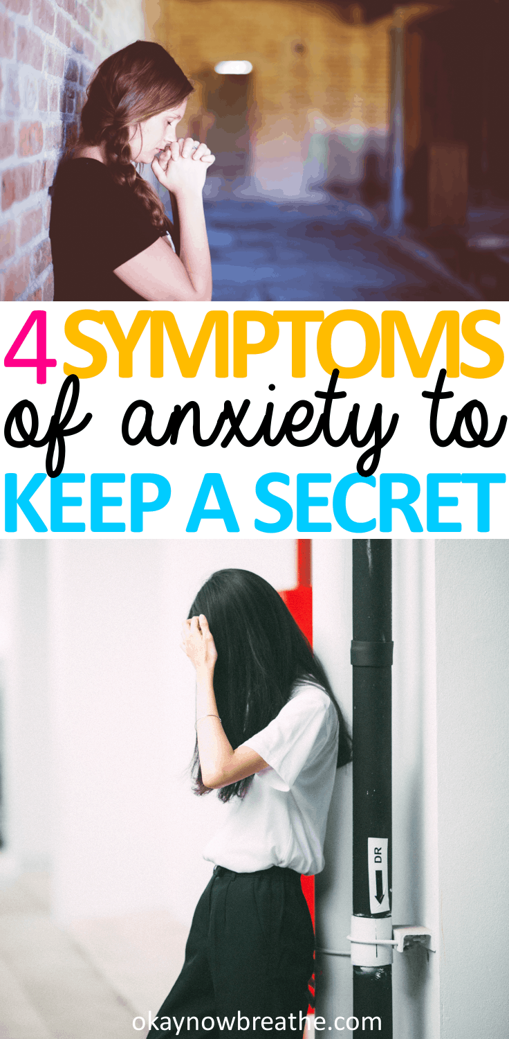 4 Side Effects of Anxiety We Like to Keep Secret