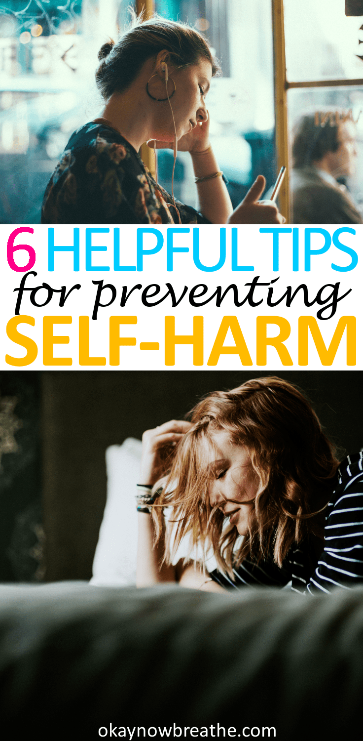 6 Valuable Tips For Preventing Self-Harm