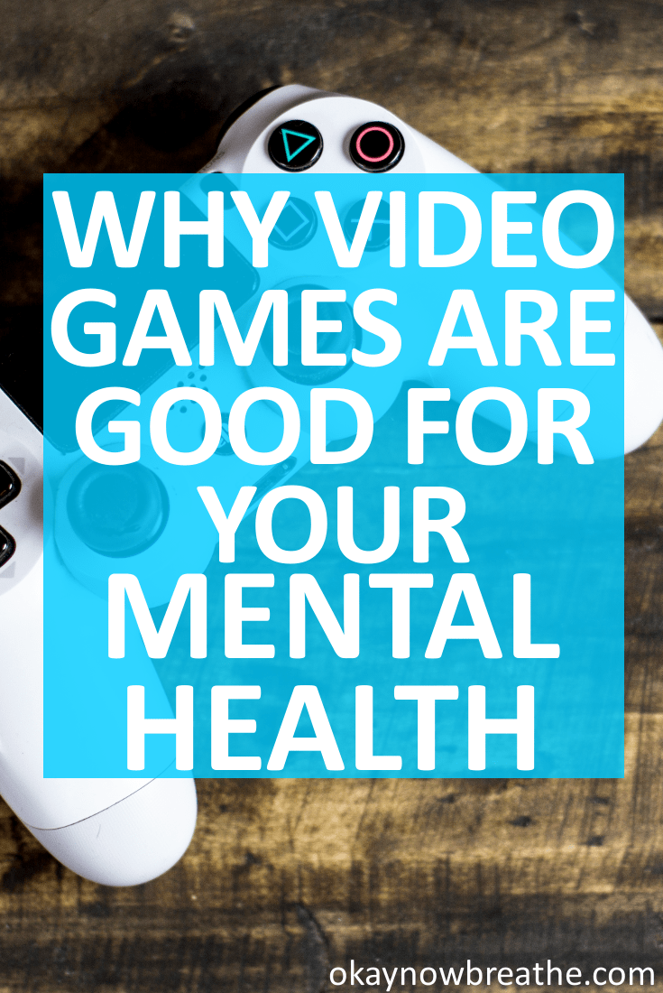 Video games have helped my depression and anxiety over the years. There are so many benefits of playing them on a regular basis for our mental health.