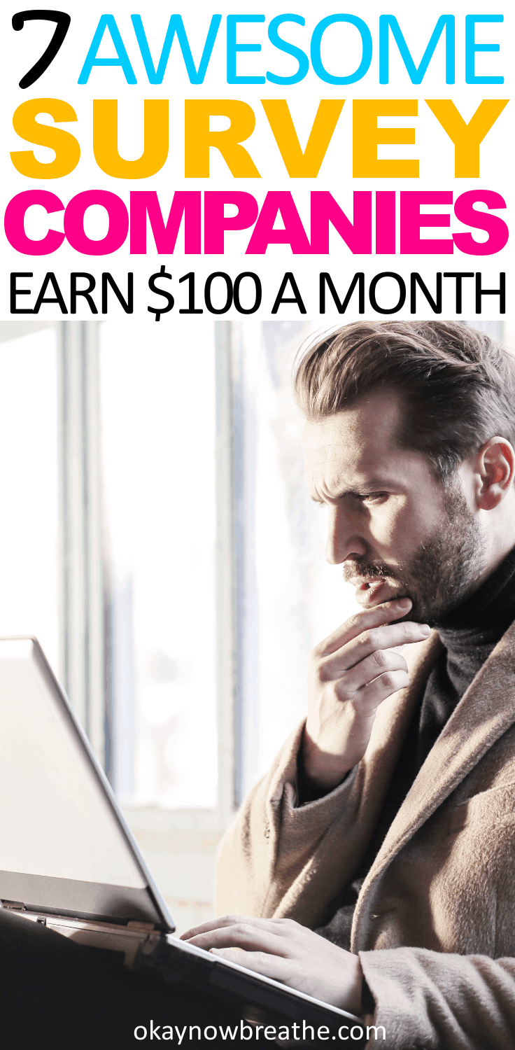 7 Best Survey Sites to Earn an Extra $100 a Month