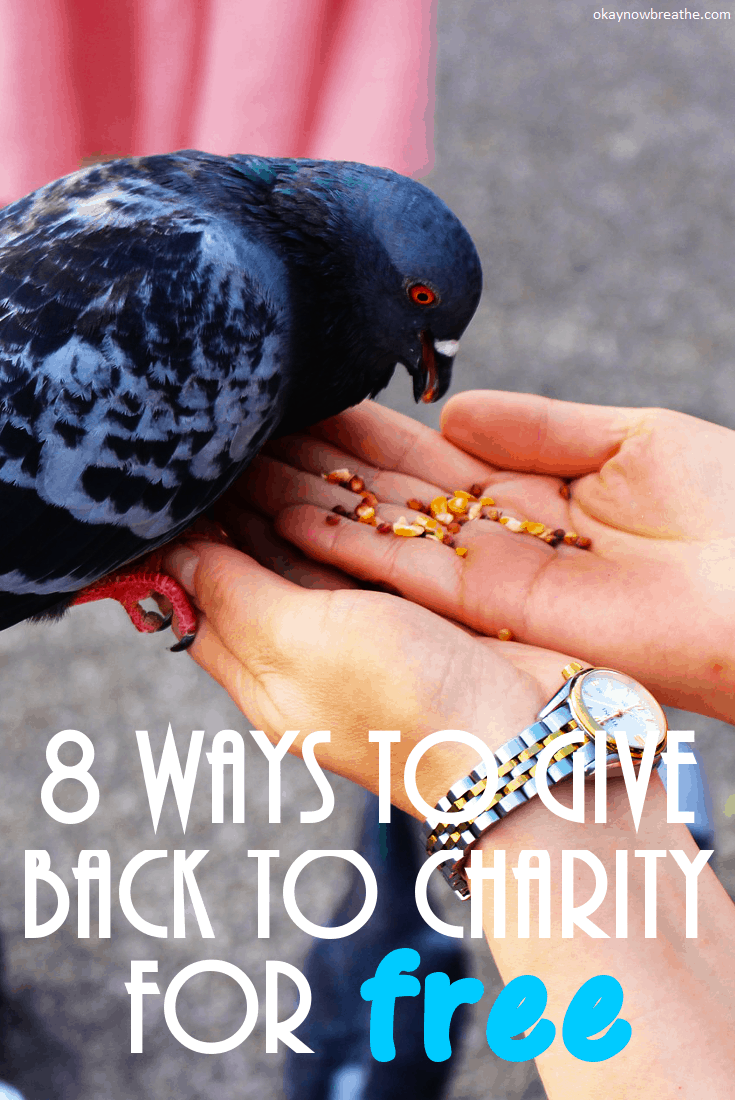 8 Ways to Give Back to Charity at No Extra Cost to You