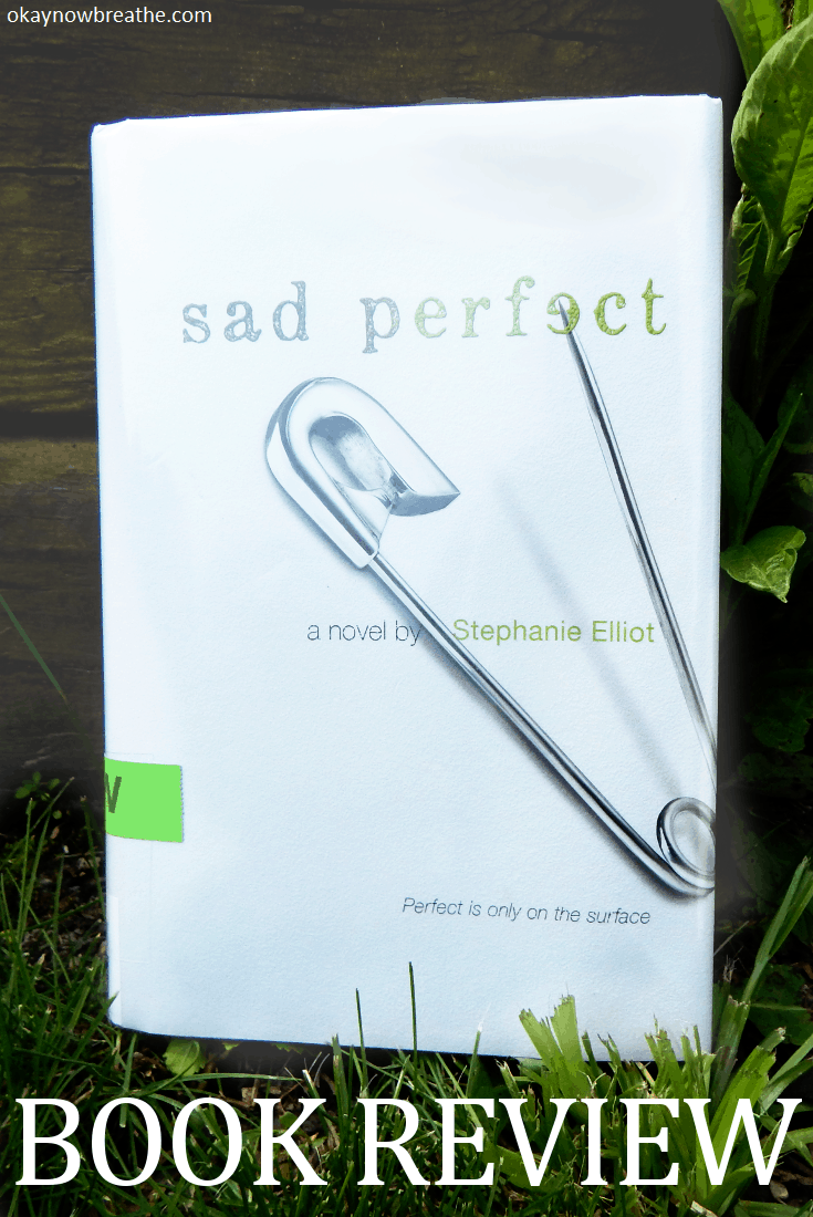 Sad Perfect by Stephanie Elliot is a moving story about Avoidant/Restrictive Food Intake Disorder. It's heartbreaking, yet hopeful.