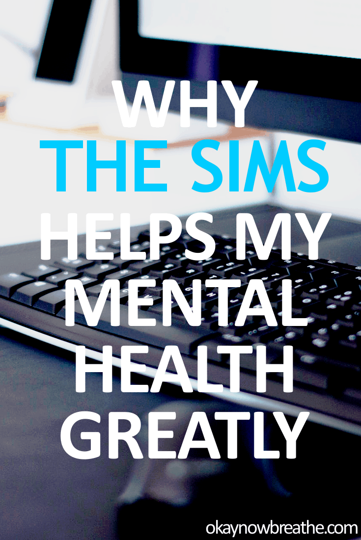 Playing video games makes me forget my problems associated with my mental health. I found these 4 ways The Sims helps my mental health.