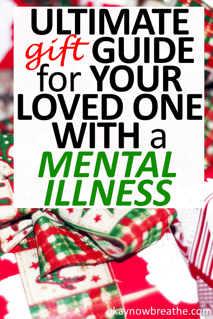Ultimate Gift Guide for Your Loved One with a Mental Illness
