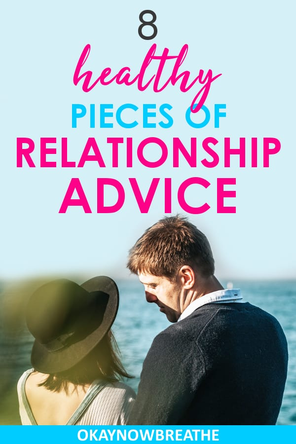 On this post, you'll find the best healthy relationship advice to reclaim a beautiful life together. It talks about date night, intimacy, and more!