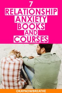ROCD is a difficult mental illness. I've learned to manage my intrusive thoughts better with the help of these 7 relationship anxiety books and courses.