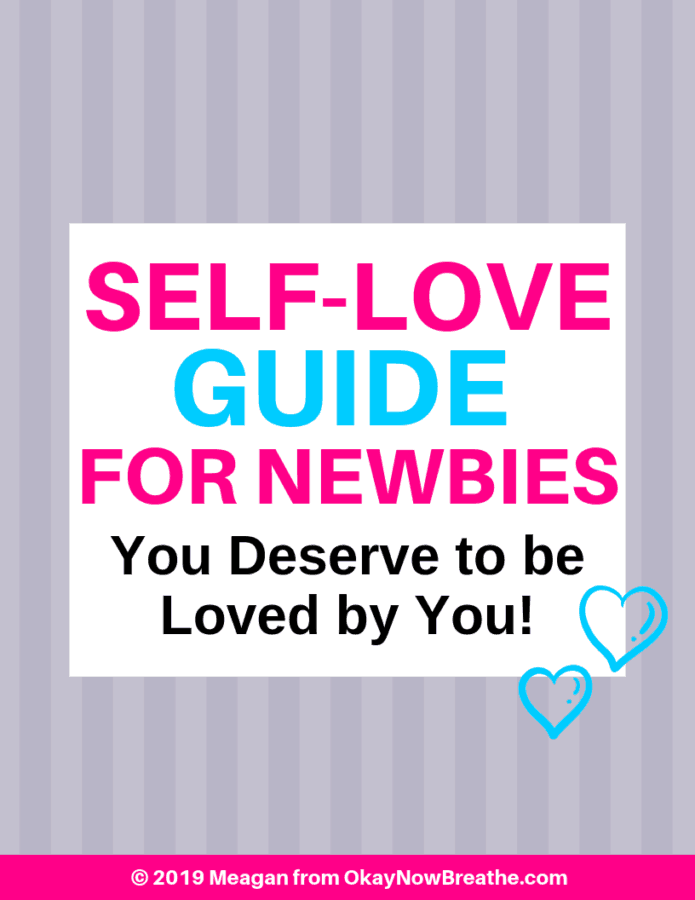 Self-Love PDF Book: You Deserve to be Loved by You