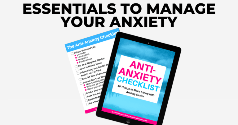 Must-Have Anxiety Checklist: 10 Essentials to Manage Your Anxiety