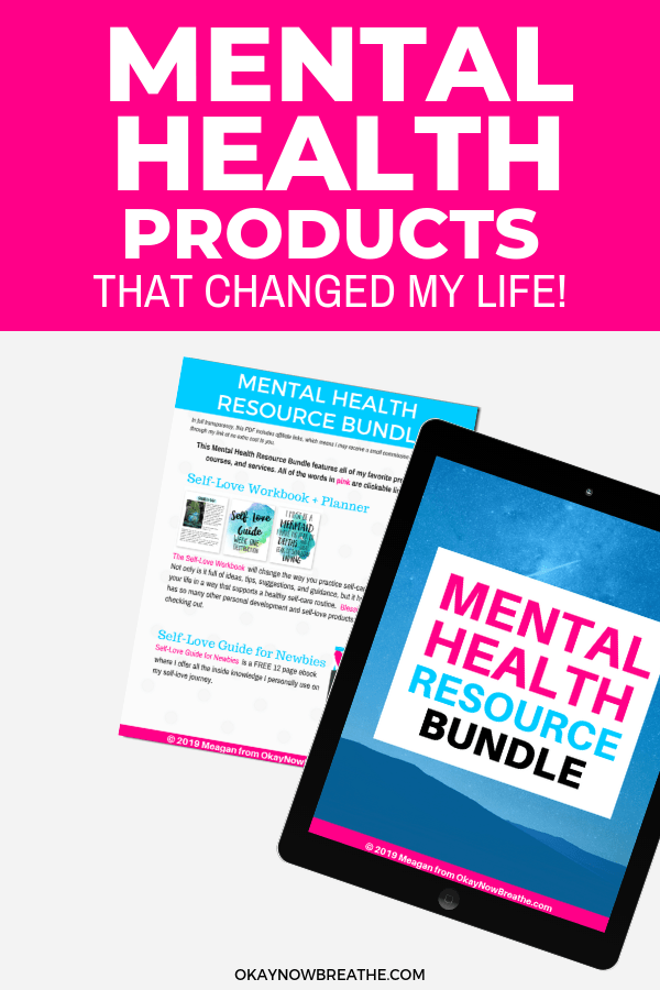 The best products and services for mental health recovery.